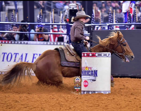 Kylie Weast 2018 NFR Fastest Time, 2018 NFR Qualifier Testimony